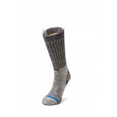 FITS Heavy Expedition – Boot: Durable, Cushioned Outdoor Socks, Navy, S