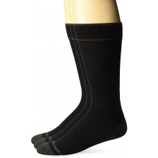 Columbia Cotton Crew - Arch/Ankle Support, Mesh Vent, Black