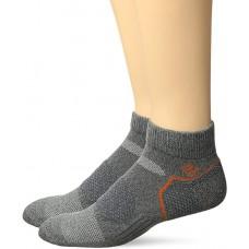 Columbia Balance Point Sport - Low Cut Socks, Charcoal, M 10-13, 2 Pair