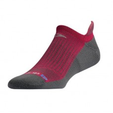 Drymax Running No Show Tab,  October Pink/Anthracite