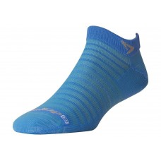 Drymax Hyper Thin Running Mini Crew,  Big Sky Blue