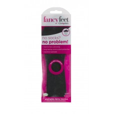 Fancy Feet Terry Insole, Black