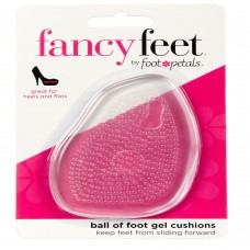 Fancy Feet Ball of Foot Cushions, 1 Pair, Gel
