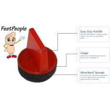FeetPeople Foam Polish Applicators