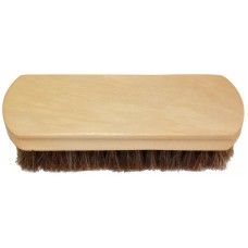 "FeetPeople Horsehair Shine Brush 5-7/8"""