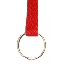 FeetPeople Flat Key Chain, Red