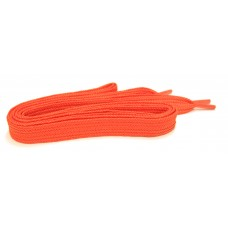 FeetPeople High Quality Fat Laces For Boots And Shoes, Burnt Orange