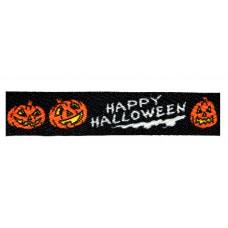 "FootGalaxy 45"" Halloween Pumpkin Printed Shoe Laces"