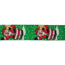 """FootGalaxy 45"""" Santa Christmas Printed Shoe Laces"""