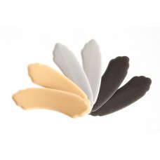 Foot Petals Heavenly Heelz Triple Pack (Black/Silver/Buttercup)