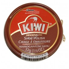 Kiwi Shoe Polish, Mahogany, 1.125 Ounces