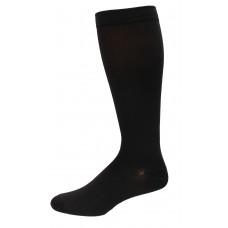 Medipeds Mild Compression Over The Calf Socks 2 Pair, Black, M9-12.5