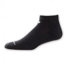 NB Core Cotton Low Cut Socks, X-Large, Black, 6 Pair