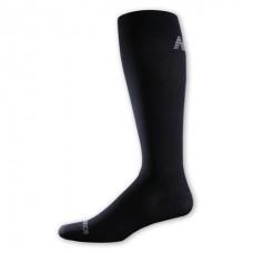 NB Compression OTC Socks, Large, Black, 1 Pair