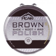Peak Cream Tin Sm Brown (1.12 oz)