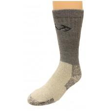 RealTree Big Bertha Crew Socks, 1 Pair, Medium (M 4-9), Charcoal