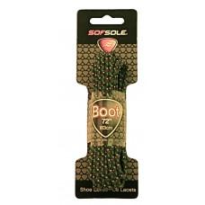 Sof Sole Boot Round, Green Camo, 72 inch