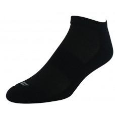 Sof Sole Men's Multi-Sport Cushion Low Cut Socks 3 Pair, Black, Men's Shoe Size 8-12.5