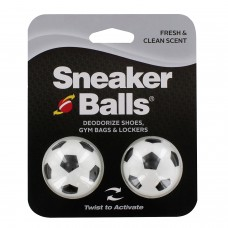 Sof Sole Sneaker Balls Shoe, Gym Bag, and Locker Deodorizer, 1 Pair , Soccer Ball
