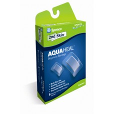 Spenco First Aid Sports AquaHeal (3 - 1 in. x 2.2 in.; 3 - 1.75 in. x 3 in.)