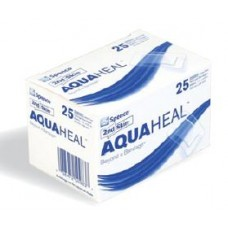 Spenco First Aid AquaHeal, Small, (1 in. x 2.2 in.), 25 Pack
