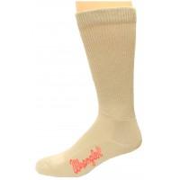Wrangler Non-Binding Boot Sock 1 Pair, Khaki, M 8.5-10.5